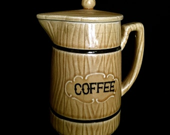 Royal Derby China Coffee Carafe         VG2238