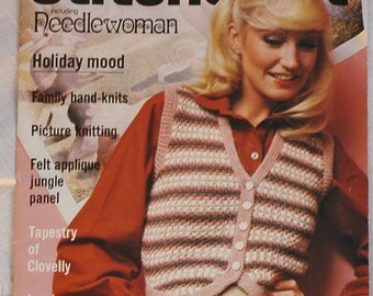 Stitchcraft magazine June 1979