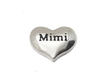 Mimi Floating Charm fits All Brands of Lockets