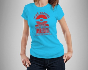 "Pokemon ""Poke Trainer"" Women's T-Shirt"