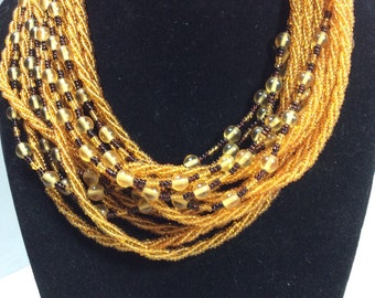 Hobe Beaded Necklace