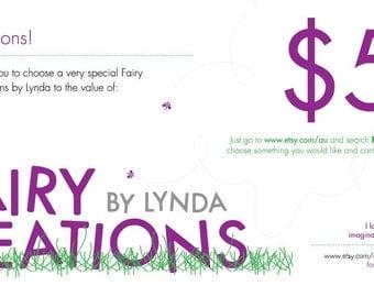 Fairy Creations Gift Voucher