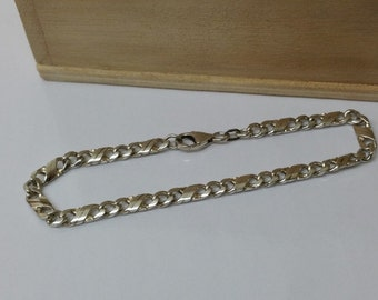 925 Silver shell bracelet 21 cm bracelet SA260