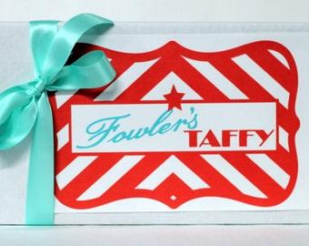 15 piece taffy gift box
