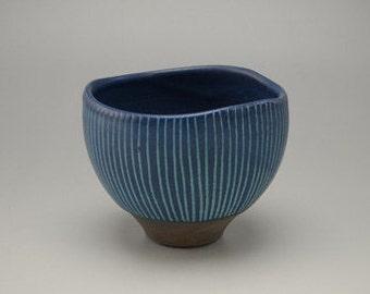 Ceramic sakecup japanese wabisabi design