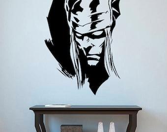 Punisher Logo Wall Vinyl Decal Punisher Wall Vinyl Sticker - Vinyl stickers design