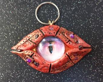 Red Dragons Eye