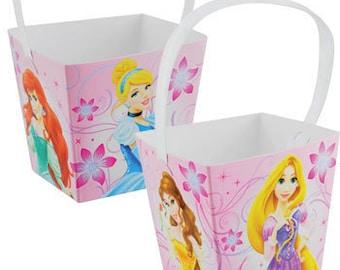 Disney Princess ''Sparkle'' Mini Snack Pails  6ct