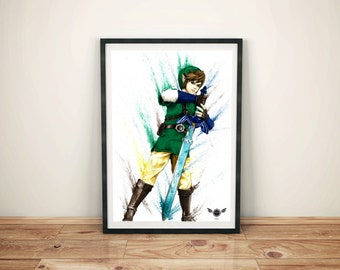 Limited Edition Print - Link