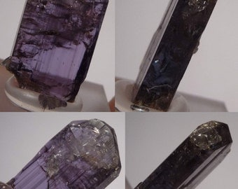 Raw TANZANITE Crystal (1, 4gr.) Tanzanite / tanzanite Crystal rough #tzn117