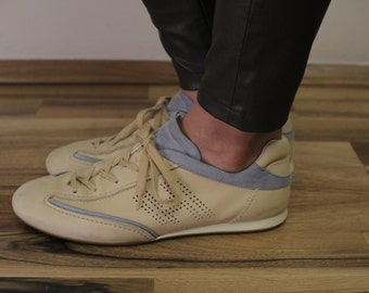 Vintage Hogan Sneakers Sport wear Woman Leather Shoes 39Eur 6UK Women, 8 1/2US