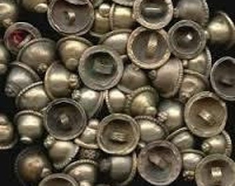 25 TURKMAN BOTON TRIBAL/Turkman Buttons Tibal