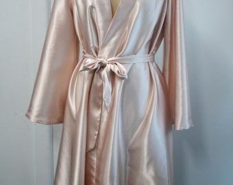 Satin Bridesmaids Robe