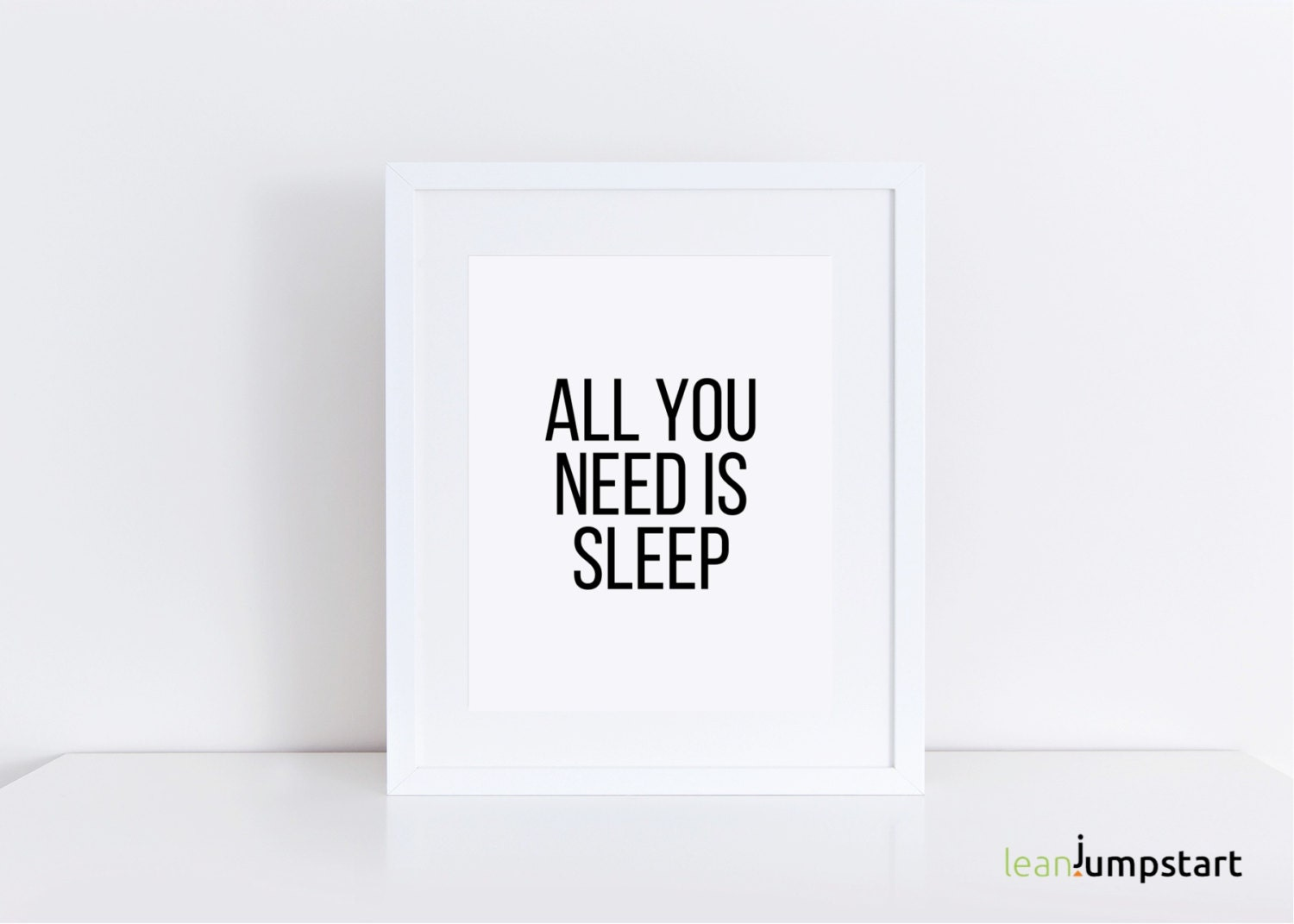 Dorm Room Wall Decor Etsy : Sleep quotes dorm wall art room decor
