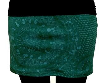 Microscopic elephant skirt