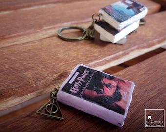 MiniBook Key Chain