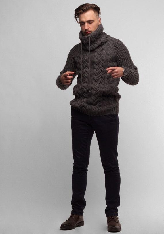 Men'S Knit Sweater 24