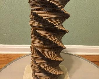 Cat Scratch DNA Tower