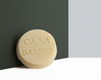 Solid shampoo for beard - Capillo Punch - handmade in Lyon - gift idea for man with beard