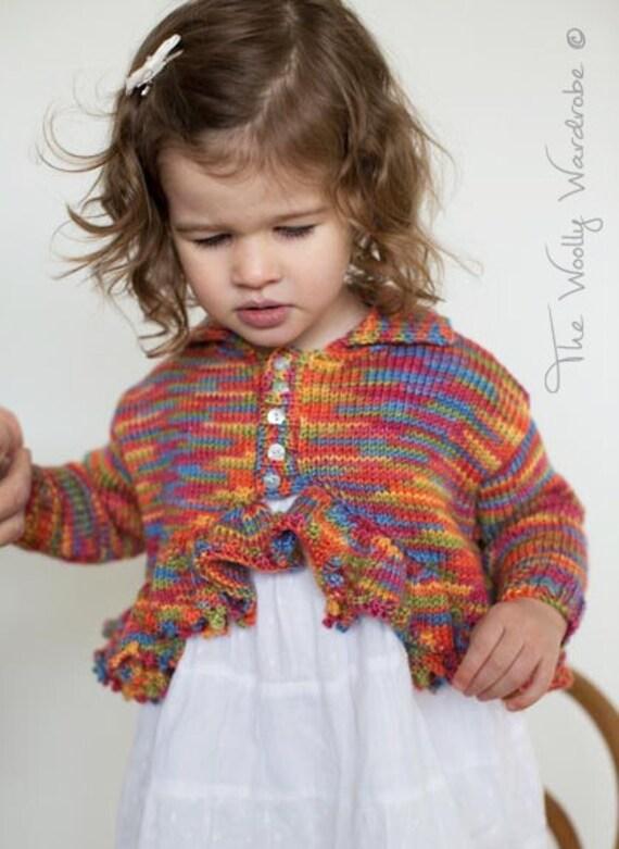 Knitting Inspirations Perth : Knitting pattern louella cardigan from thewoollywardrobe