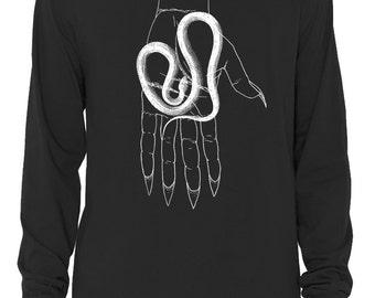 Serpentine Long Sleeve T-Shirt