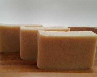 All Natural Handmade Goats Milk Soap