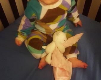 Baby and Toddler Fleece Pajamas