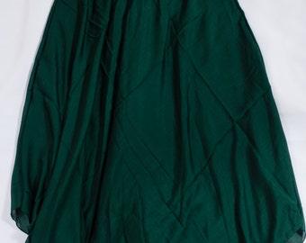 Turkish Summer Dress (Green)