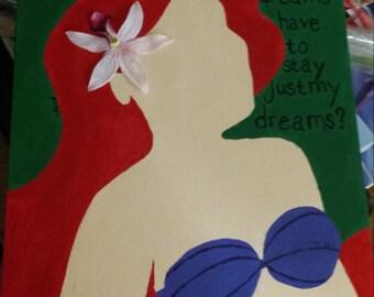 Princess Painting