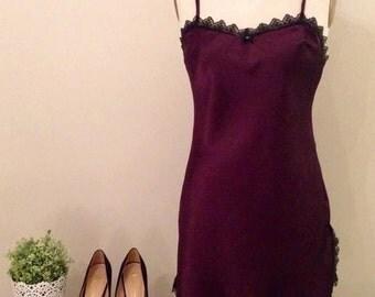 Purple Nightie / lingerie