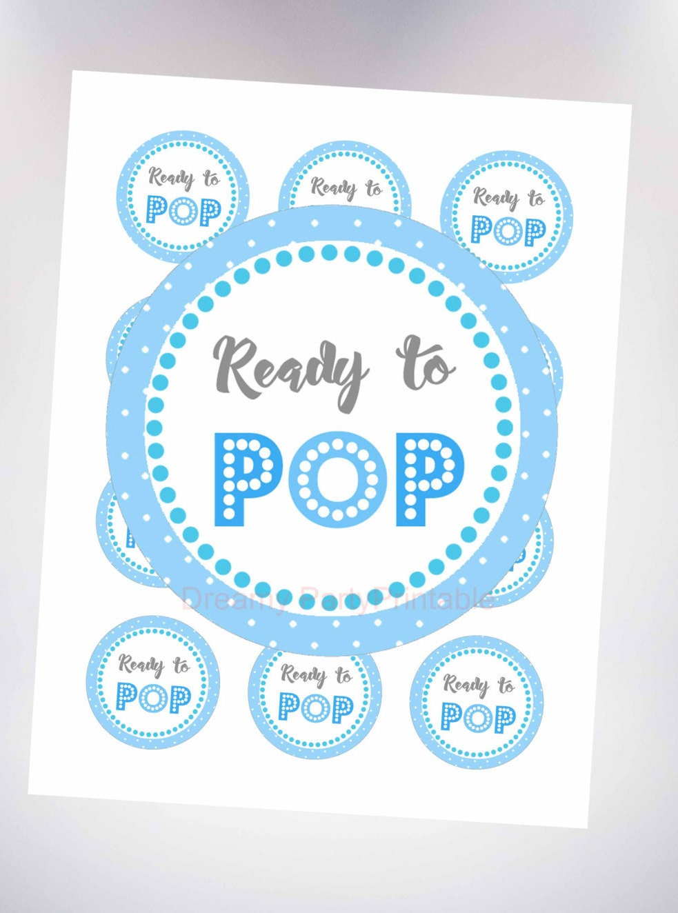 ready to pop stickers template ready to pop sticker blue 2 ready to pop circles baby