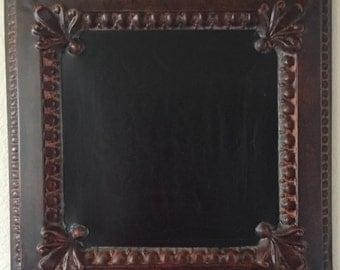 Metal Chalkboard