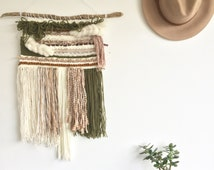 Woven Wall Hanging - The Forest
