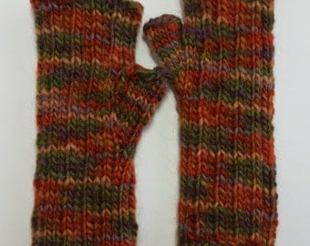 Fingerless Texting Mitts