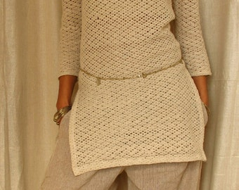 Tunic sweater - Kurta