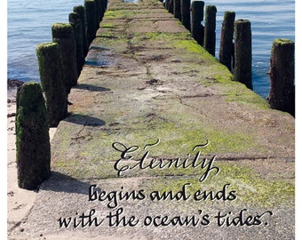 Eternity Sympathy Card