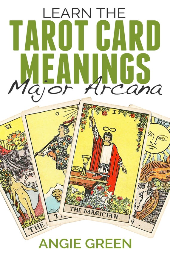 Learn The Tarot Card Meanings For The Major By