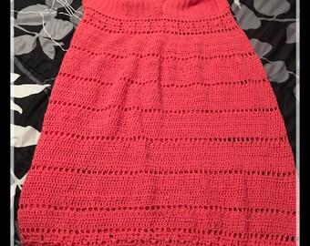 Crochet Cotton Sundress