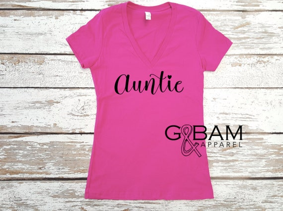 Auntie Shirt / Aunt Shirt / You're going to be an aunt / Pregnancy reveal / Family Pregnancy reveal