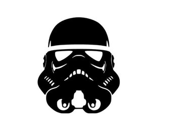 Star Wars Stormtrooper Decal