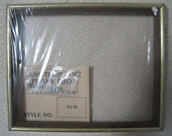 FRAME, Mid-century Modern, 8 x 10, Sealed Package, Vintage
