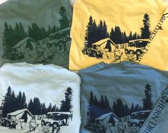 Southern Drift Short Sleeve Camp Shirt