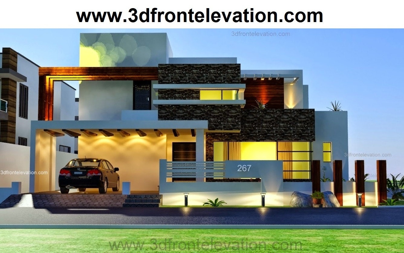 Front Elevation Australia : New australian house drawings design architecture d front