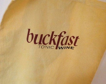 Buckfast | 100% Cotton | Eco Friendly | Totebag