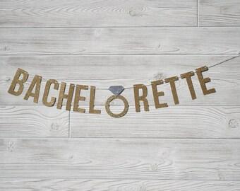 Bachelorette Banner | bachelorette party | bachelorette decor | bachelorette gift
