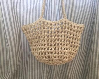 Picnic bag. Mesh bag. Beach bag. Shopping bag. Beach bag. Market bag. Net bag