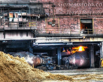 Old Ford Rouge Steelmill