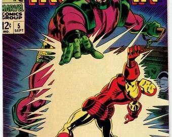 The Invincible Iron-Man