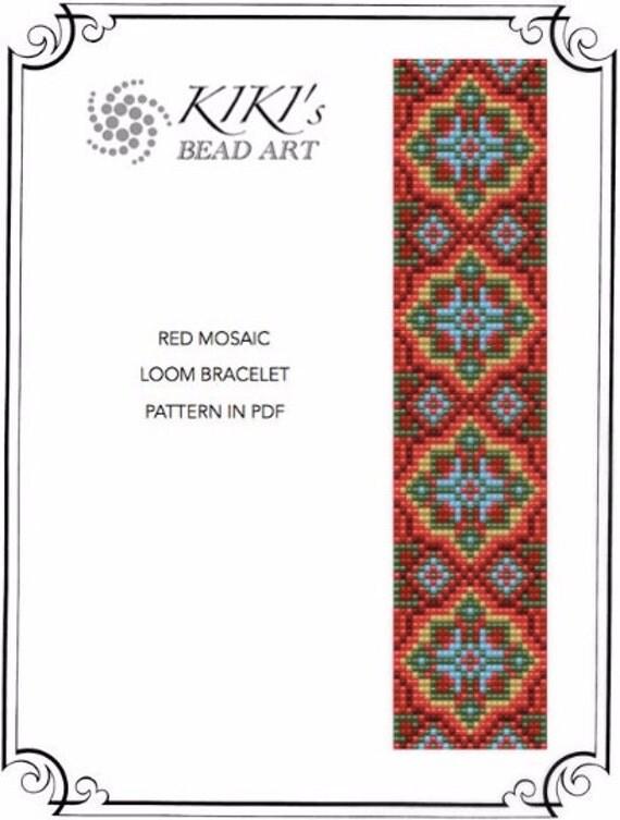 bead loom instructions pdf