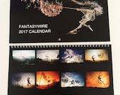 FantasyWire 2017 Calendar